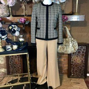 isabella DeMarco Jackets & Coats - ISABELLA DEMARCO BLAZER (10); NY & CO PANTS (10)